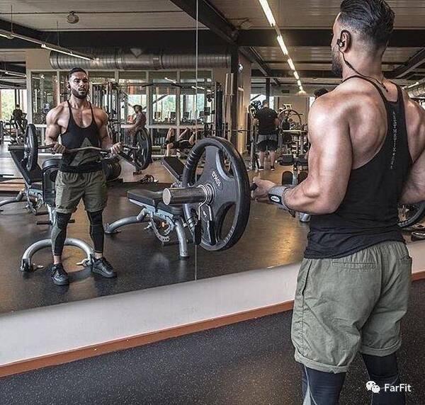 健身中断一段时间后,如何重新开始健身?激活肌