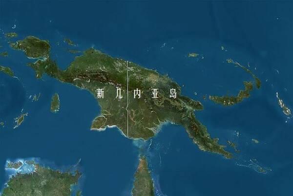 加里曼丹岛风光 加里曼丹岛地形以山地平原为主,岛屿东北部分布有