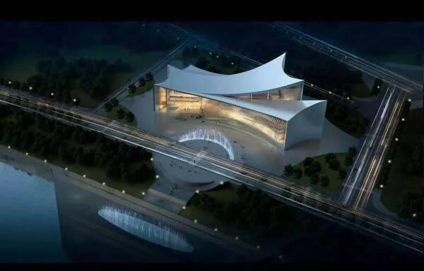 汉江大剧院公开征集LOGO 奖励2万元