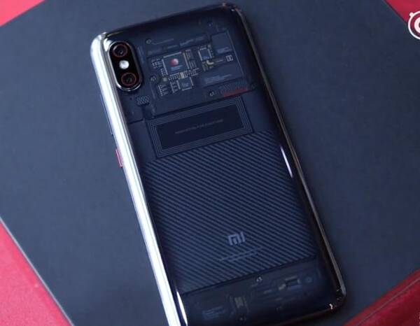 小米8探索版上手:压感屏幕指纹和3d结构光的体验到底
