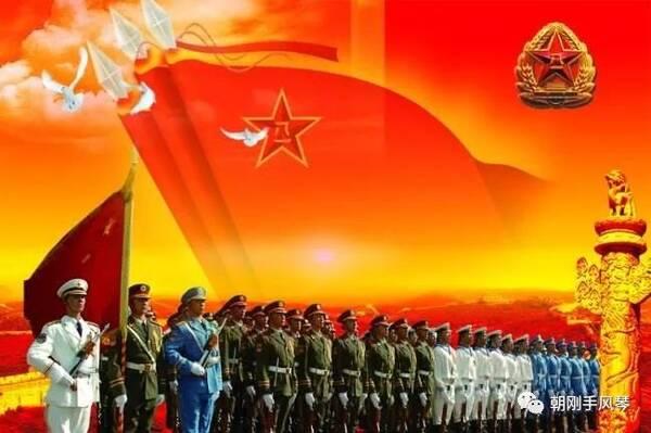 八一建军节,欣赏霍勇演唱、杨屹手风琴伴奏《我和班长》,向军人致敬!