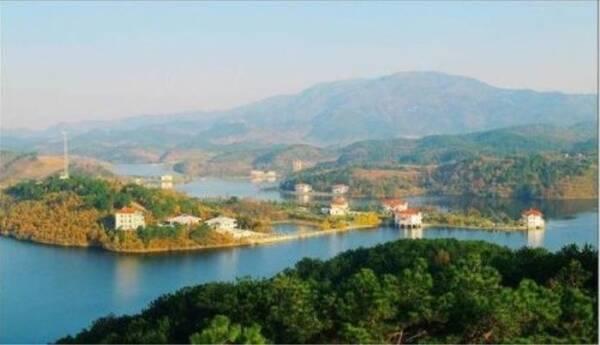 湖北孝感市大悟县四个值得一去旅游景点,喜欢的不要