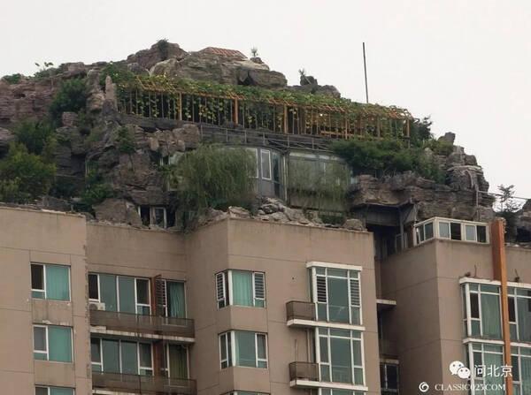 坍塌的大厦楼顶违建拆了就完了?且慢,问北京