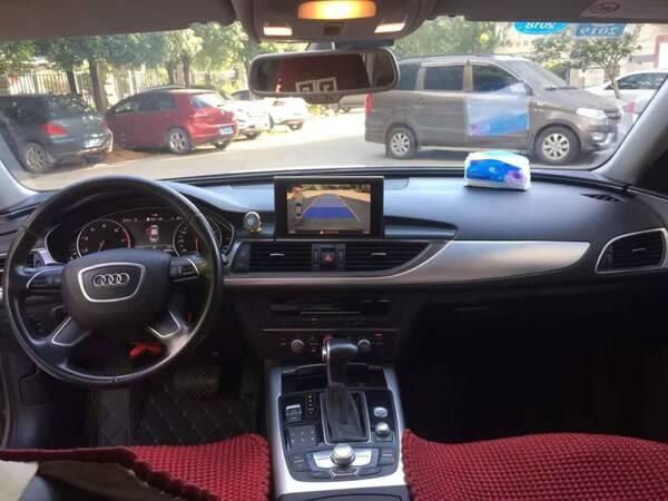 奥迪a6l,车况精品,配置丰富,胎压监测,车身稳定,定速巡航,发动机启停