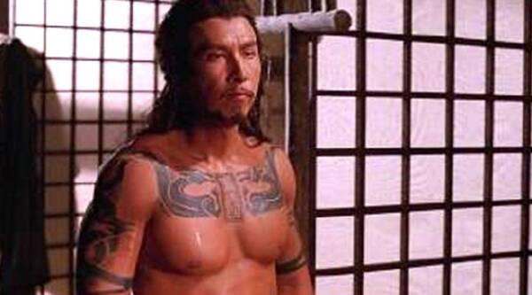 安志杰的蝎子,甄子丹的青龙,功夫明星玩纹身,邹兆龙这个最拽!