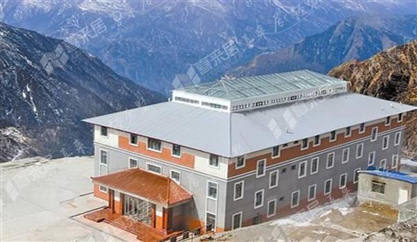 """轻钢结构房屋将四季寒冷的西藏哨所秒变""""阳光"""