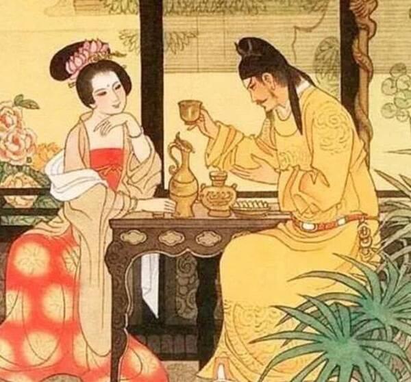 安禄山凭什么得到皇帝的宠信?在杨贵妃那里,枕边风吹