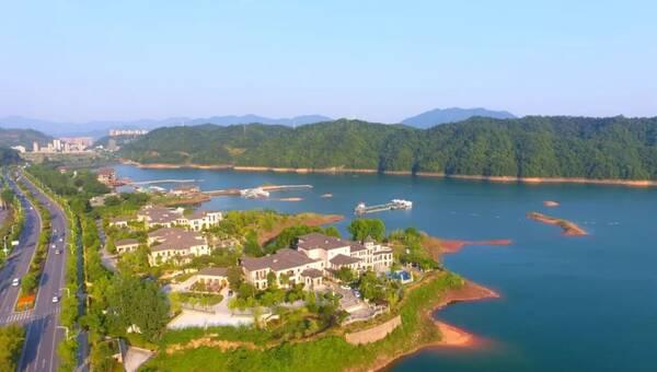 赞那度精选 千岛湖阅树· 千岛庄园 一场生态美景与设计的梦幻游离