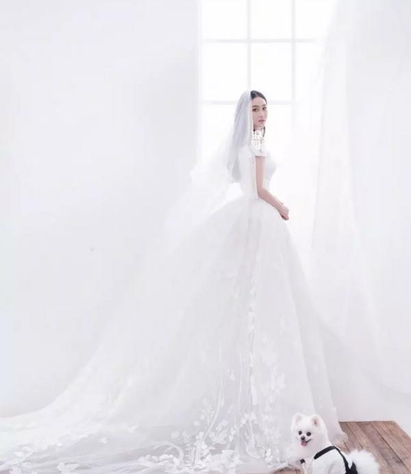 张馨予结婚,