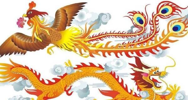 古代中国对动物的崇拜,创造出了龙凤狮的象征!