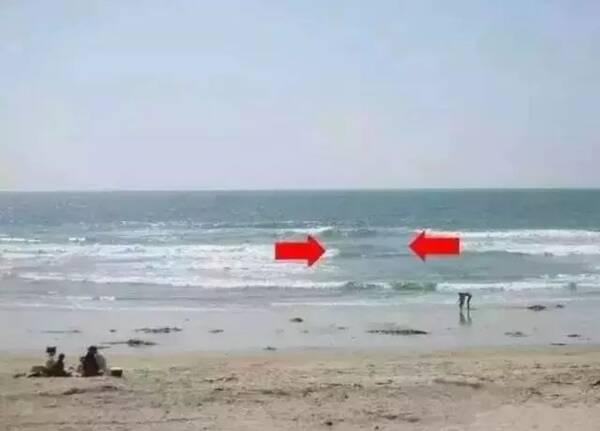 """双胞胎姐妹青岛海滩遇难,海边的""""隐型杀手""""你知道多少?"""
