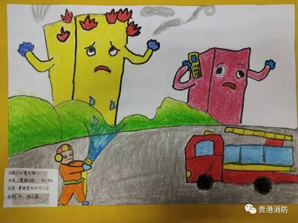今天我们给大家推出一些小朋友创作的绘画作品,看看我们小朋友们眼中
