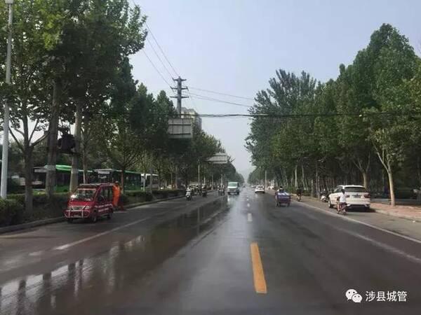 """邯郸涉县为了""""亮出天际线"""",把它们拆掉了图片"""