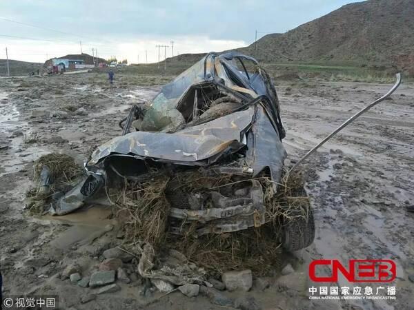 提示 甘肃白银强降雨引发山洪致8人遇难 遭遇洪水怎么办