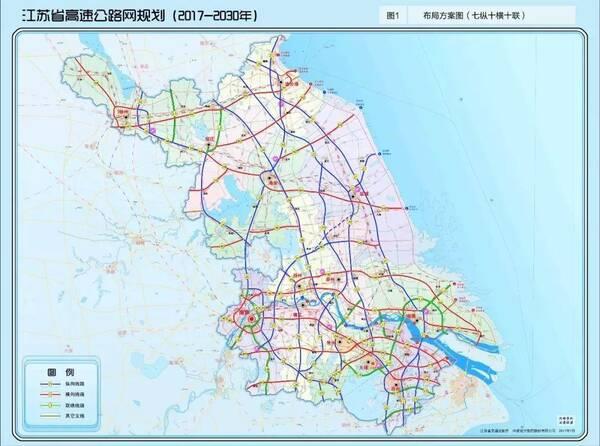 南通绕城高速公路要来啦!途经地等信息公布!