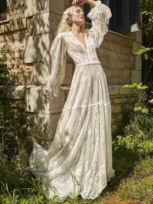 Wedding Dress   婚纱不只有Vera Wang,这些品牌也美到心坎里!