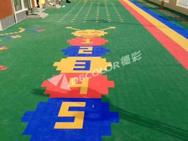 关于幼儿园悬浮地板质量的鉴别方法, 你知道吗?图片