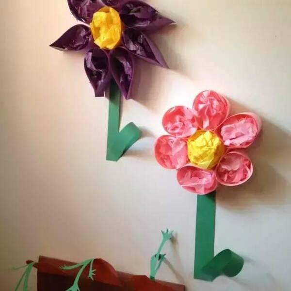 小小传承人幼儿园环创主题墙及楼道这样布置最好看!