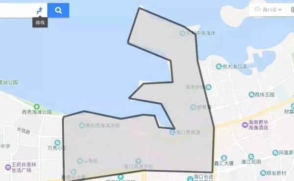 海口市学区划分新鲜出炉 ! 请各位
