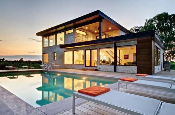 轻钢结构集成房屋——万亿装配式建筑重头戏