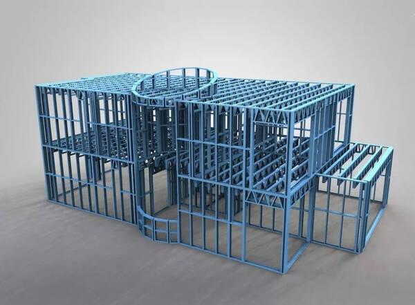 轻钢龙骨,是一种新型的建筑材料,随着我国现代化建设的发展,轻钢龙骨广泛用于宾馆、候机楼、车运站、 车站、游乐场、商场、工厂、办公楼、旧建筑改造、室内装修设置、顶棚等场所。轻钢(烤漆)龙骨吊顶具有重量轻、强度高、适应防水、防震、防尘、隔音、吸音、恒温等功效,同时还具有工期短、施工简便等优点。轻钢结构住宅在我国尚属试验、起步阶段,但目前己在全国各地普遍开花。适宜用于多层建筑的轻钢龙骨结构住宅在我国具有很好的发展优势。