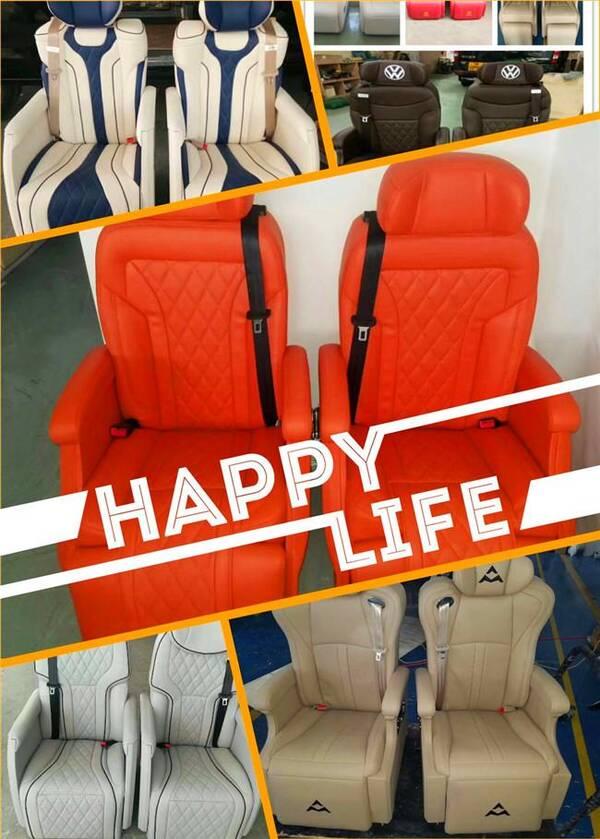 商务车-房车专用航空座椅,越野车专用航空座椅,商务车-房车专用后排三连坐沙发床,埃尔法专用触屏航空座椅,商务车-房车专用隐藏座椅小吧台 真正含义上的航空座椅是指带有独立扶手和腿托,可以变换成躺椅的加宽座椅。一般用在豪华上午汽车或者房车上使用,比起普通的座椅要显得比较高大上许多,而且多功能,舒适。 本改装厂是以房车、商务车、越野车内饰改装及汽车航空坐椅生产销售及主要配件生批发为一体的大型民营企业,具有改装资历及研发新产品的实力,可以出具改装合格证及房车公告。(招收改装加盟店 产品销售店 新产品共同开发商)详