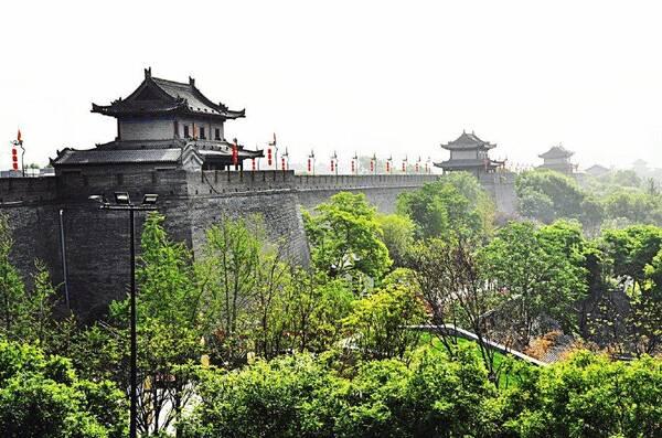 陕西格外特殊的五个县,四县位列陕西十强,一为