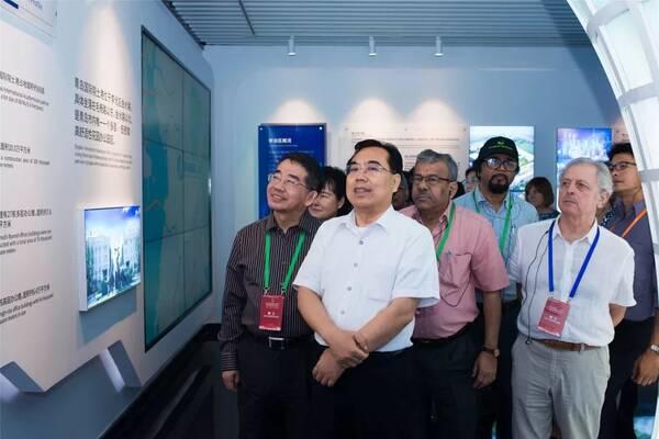 第二届海外院士青岛行暨青岛国际院士论坛举行项目