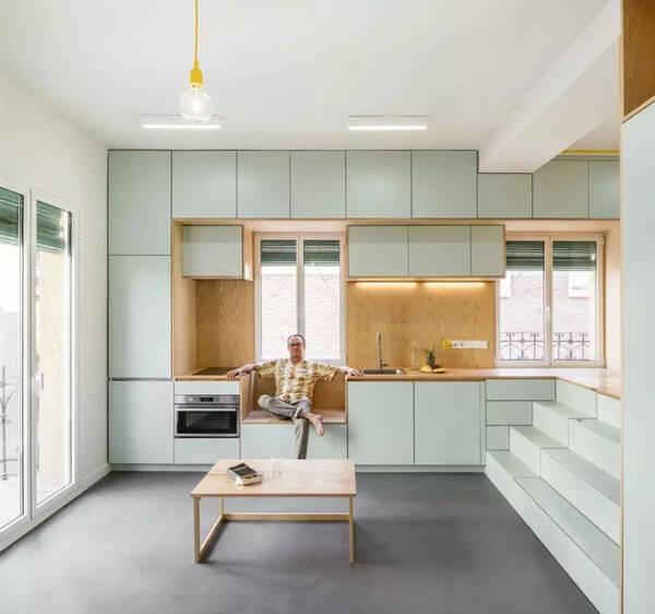 Pocket双层室内设计公寓解析,小字体案例空间户型生肖设计在线v双层图片