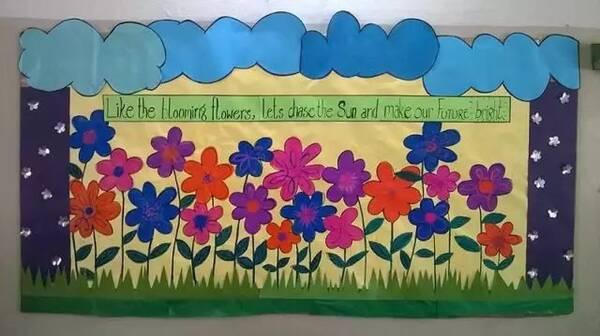 幼儿园秋季创意手工 主题环创 树叶粘贴画!图片