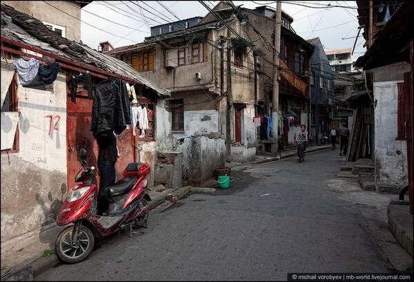 中国贫民窟风景_租不起房?中国版\