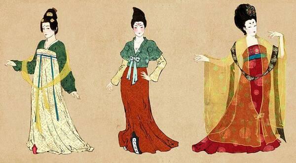 古代女子衣着保守,为何唐朝女人穿袒胸装却无人敢言?