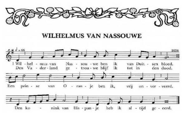 《义勇军进行曲》 ▲《义勇军进行曲》曲谱 世界上最古老的的国歌叫做
