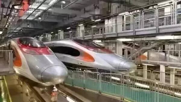 9月23日起,南通人去香港可以坐高铁啦!过关图文拿好,小心别迷路哦