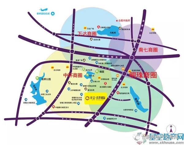 金寨最新规划图