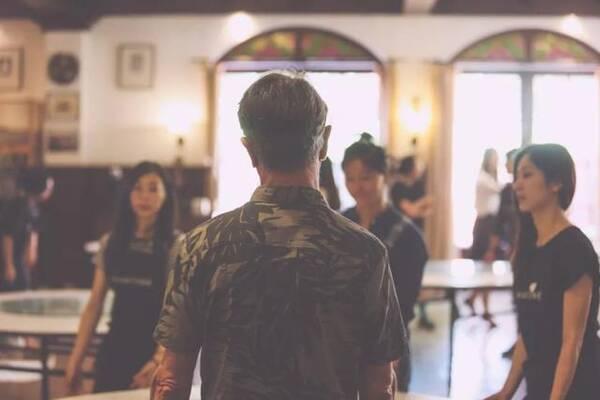 从课堂到婚宴现场,一场48小时花艺实战!