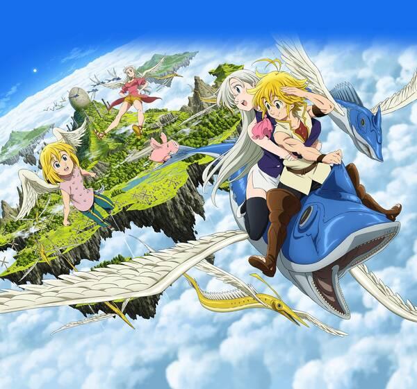 《七大罪:天空的囚人》原作者铃木央是乃木坂46的粉丝!