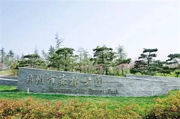 近日,郑州市森林公园凤山园区升级改造项目接近尾声,升级后的森林图片