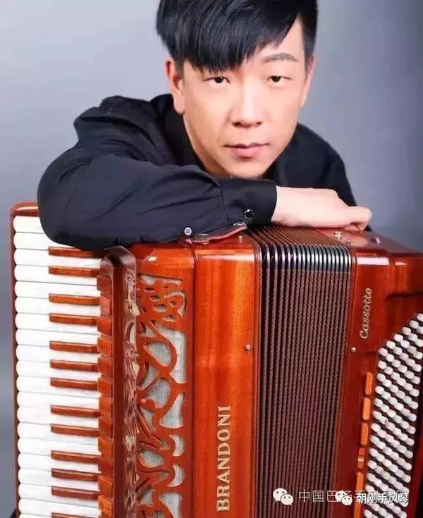 一个手风琴家的责任和担当——谭家亮和他的手风琴情怀