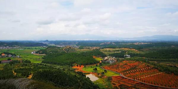 9月,株洲茶陵这个3a旅游景区开园,花海湖泊大峡谷图片