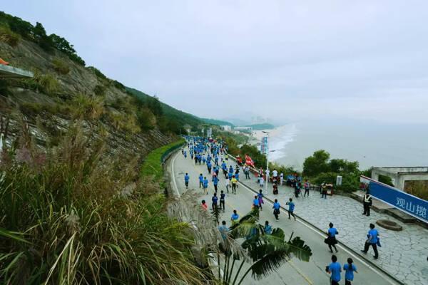 2018阳江海陵岛环岛国际马拉松赛将于9月3日启动报名!
