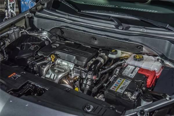 雪佛兰沃兰多亮相,搭1.3t三缸发动机,预售起步价不高于12.9万!