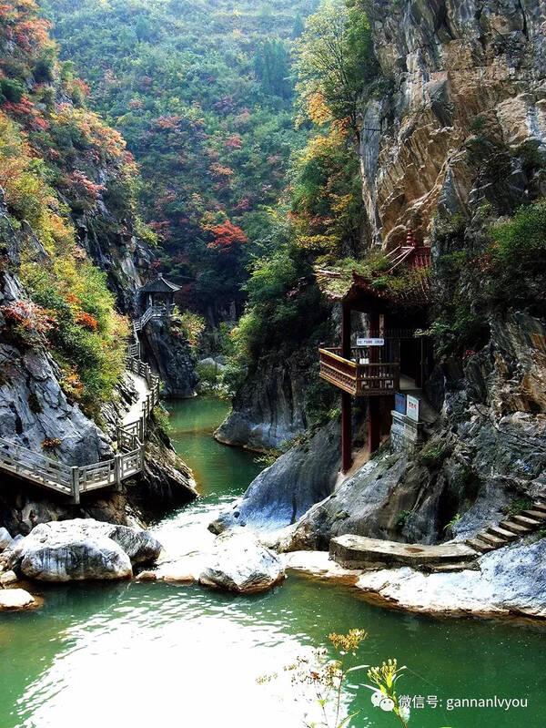 成县《西狭颂》风景区