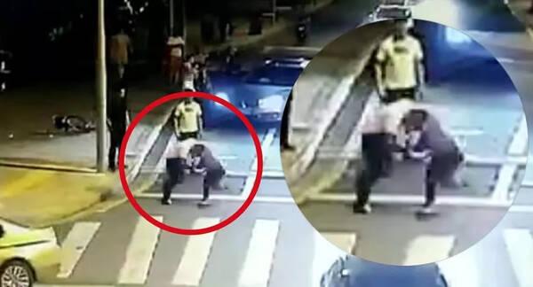"""不负刑事责任 8月27日晚 江苏昆山发生一起刑事案件 """"宝马纹身男""""刘"""
