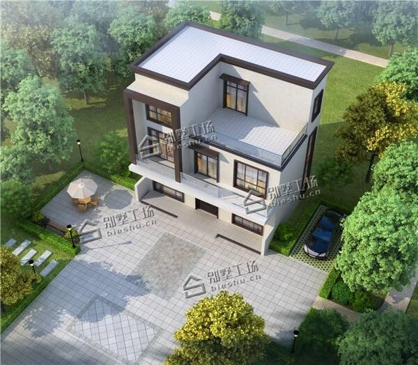 10套实用农村别墅设计效果图,2019年将是建房标杆