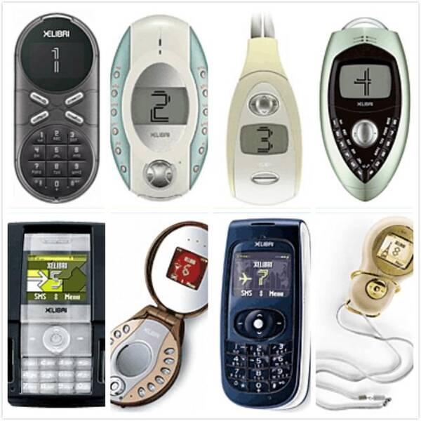 那些年,我们一起用过的西门子手机