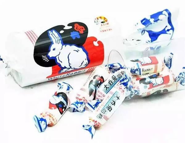 不过大白兔奶糖也有着 属于自己的推陈出新 在不磨灭旧日温情记忆的图片