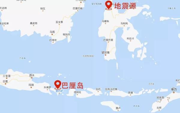 此次地震距巴厘岛和雅加达地区较远,国庆期间来这边旅游和拍摄都不会
