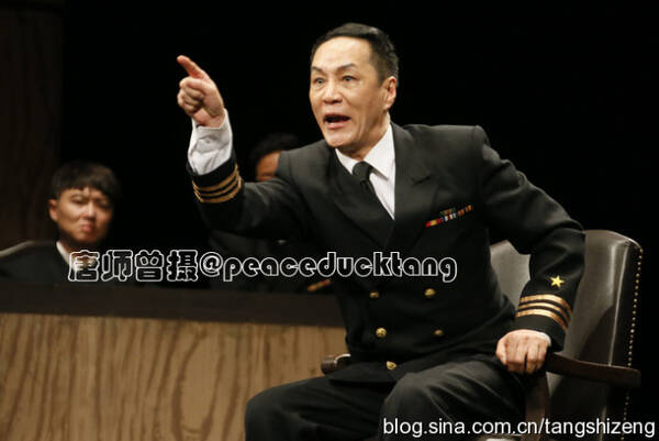 20181001唐师曾:《哗变》30年,人艺五虎