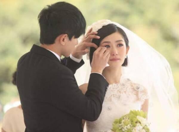 网友晒出张杰赵丽颖结婚照片,谢娜说出反对意见,张杰